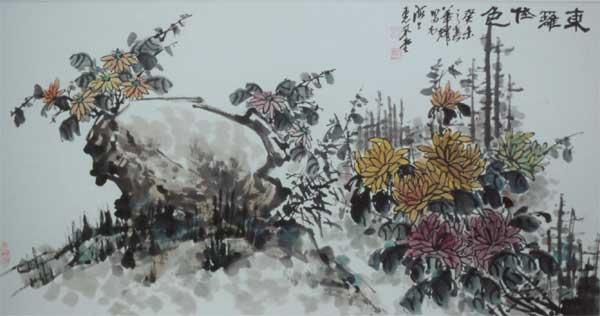 中国书画院上海分院_大师杨华耀影像_秦文qinwen的博客_新浪博客